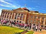 Activists gathered at the Arizona Capitol to send the message to state legislators: Women Are Watching.